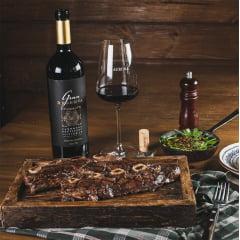 Vinho Aurora Gran Reserva Cabernet Sauvignon Tinto Seco 750ml C/6
