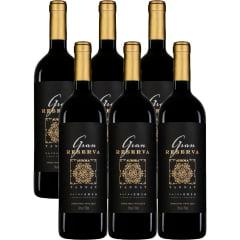 Vinho Aurora Gran Reserva Tannat Tinto Seco 750ml C/6