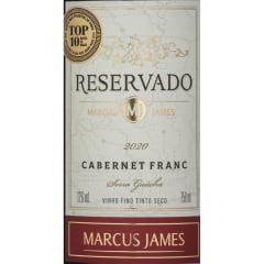 Vinho Aurora Marcus James Cabernet Franc Tinto 750ml