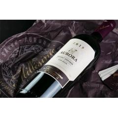 Vinho Aurora Millésime  Safra 2018 Cabernet Sauvignon Tinto 750ml