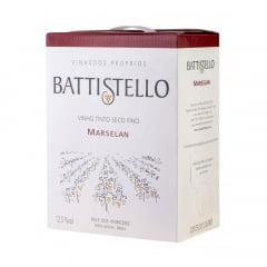 Vinho Battistello Marselan Tinto Bag In Box 3Lts