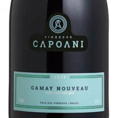 Vinho Capoani Gamay Nouveau Tinto 750ml