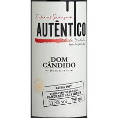 Vinho Dom Cândido Autêntico Cabernet Sauvignon Tinto 750ml