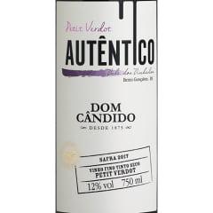 Vinho Dom Cândido Autêntico Petit Verdot Tinto 750ml