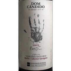 Vinho Dom Cândido Bob Jr.  D.O. Tinto 750ml