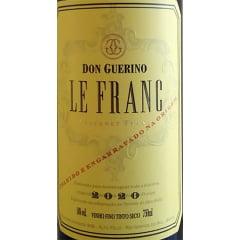 Vinho Don Guerino Le Franc Tinto 750ml