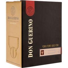 Vinho Don Guerino Cabernet/Merlot/Tannat Tinto Seco Bag in Box 3 Litros