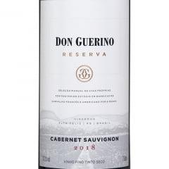 Vinho Don Guerino Reserva Cabernet Sauvignon Tinto Seco 750ml