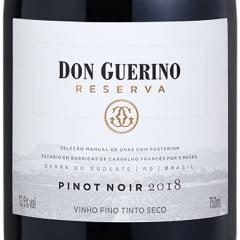 Vinho Don Guerino Reserva Pinot Tinto 750ml