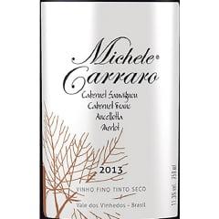 Vinho Michele Carraro Assemblage Tinto Seco 750ml