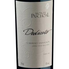 Vinho Monte Paschoal Dedicato Cabernet Sauvignon Tinto 750ml
