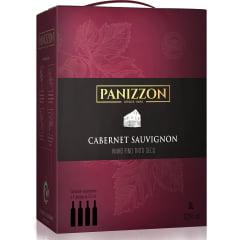 Vinho Panizzon Cabernet Sauvignon Tinto Bag in Box 3L
