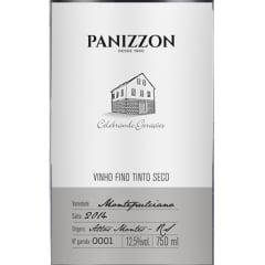 Vinho Panizzon Montepulciano Tinto 750ml