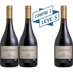 Vinho Peterlongo Armando Memória Pinot Noir 2020 Tinto 750ml - COMPRE 2 LEVE 3