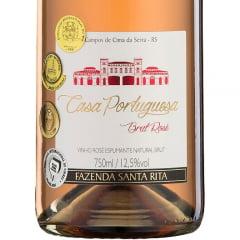 Espumante Casa Portuguesa Brut Rosé 750ml