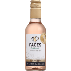Vinho Lidio Carraro Faces do Brasil Pinot Noir Rosé 187,5ml