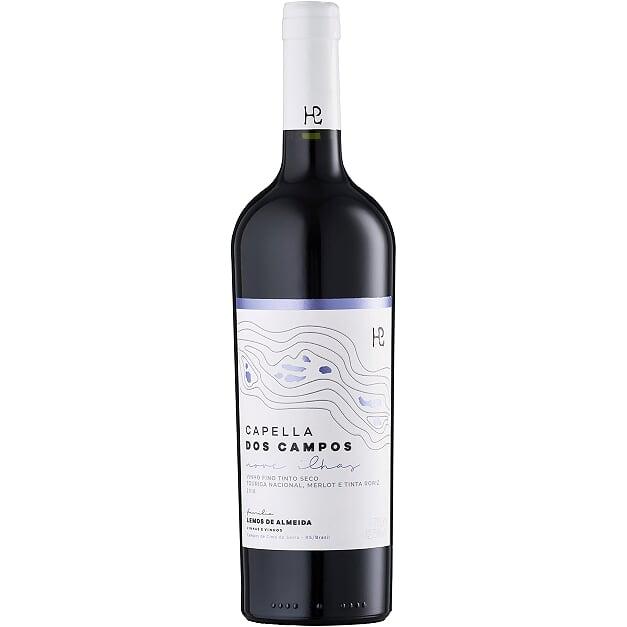 Vinho Capella dos Campos Nove Ilhas Tinto Seco 750ml