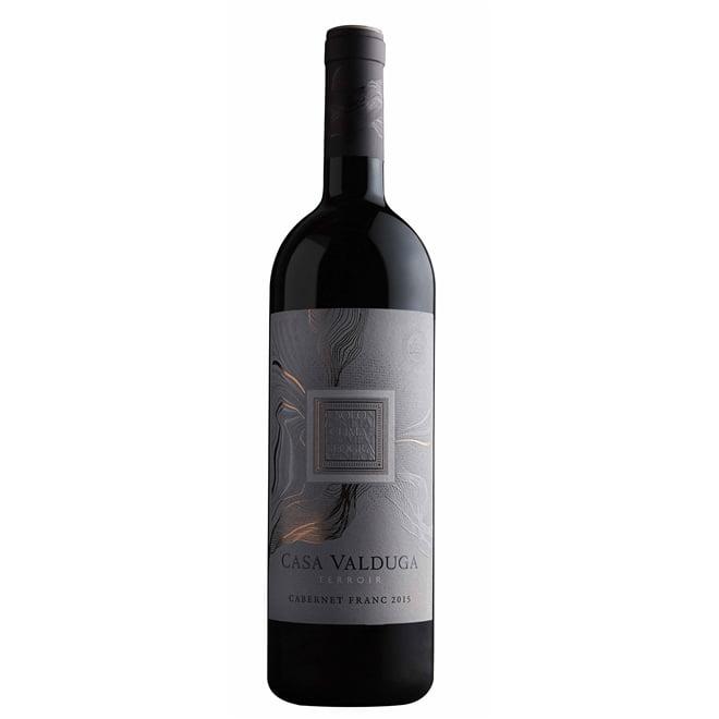 Vinho Casa Valduga Terroir Cabernet Franc Tinto 750ml