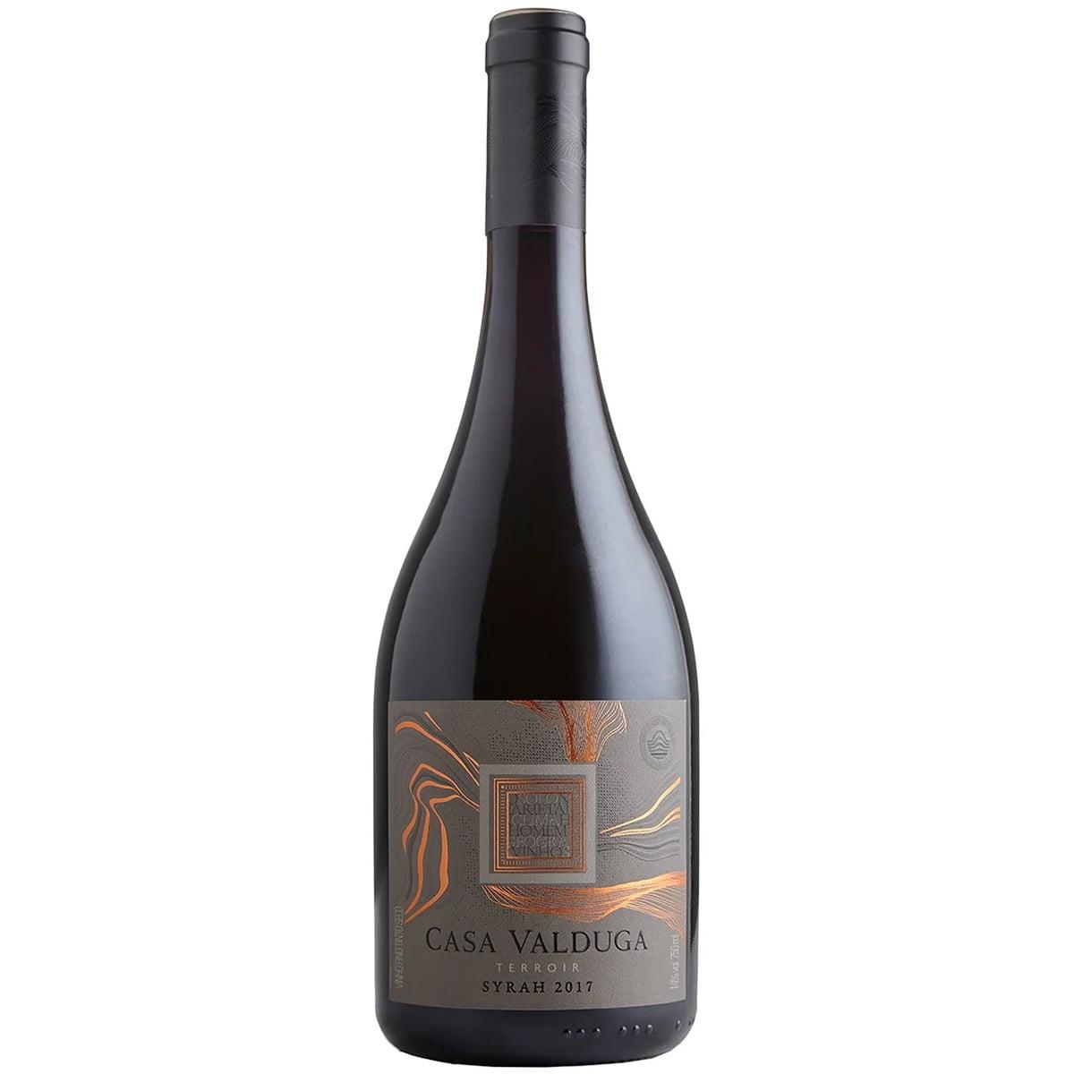 Vinho Casa Valduga Terroir Syrah Tinto 750ml