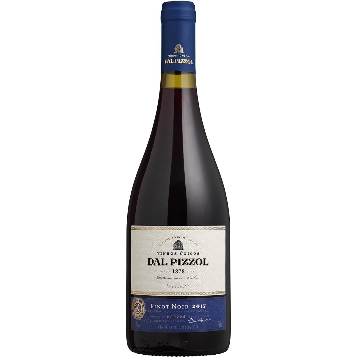 Vinho Dal Pizzol Pinot Noir Tinto 750ml