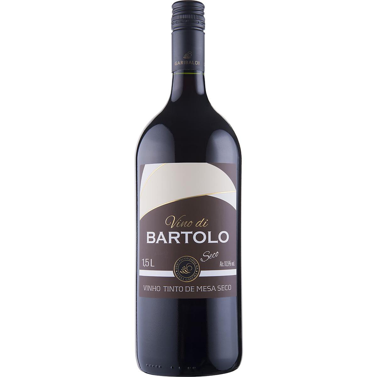 Vinho Garibaldi di Bartolo Tinto Seco 1,5Lts