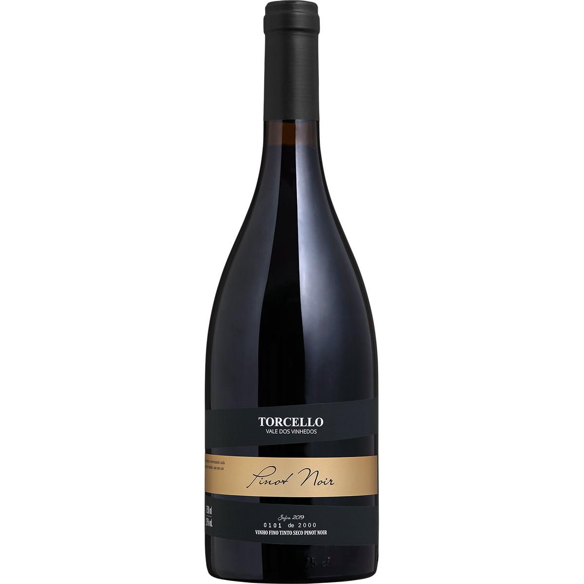 Vinho Torcello Pinot Noir 2019 Tinto 750ml