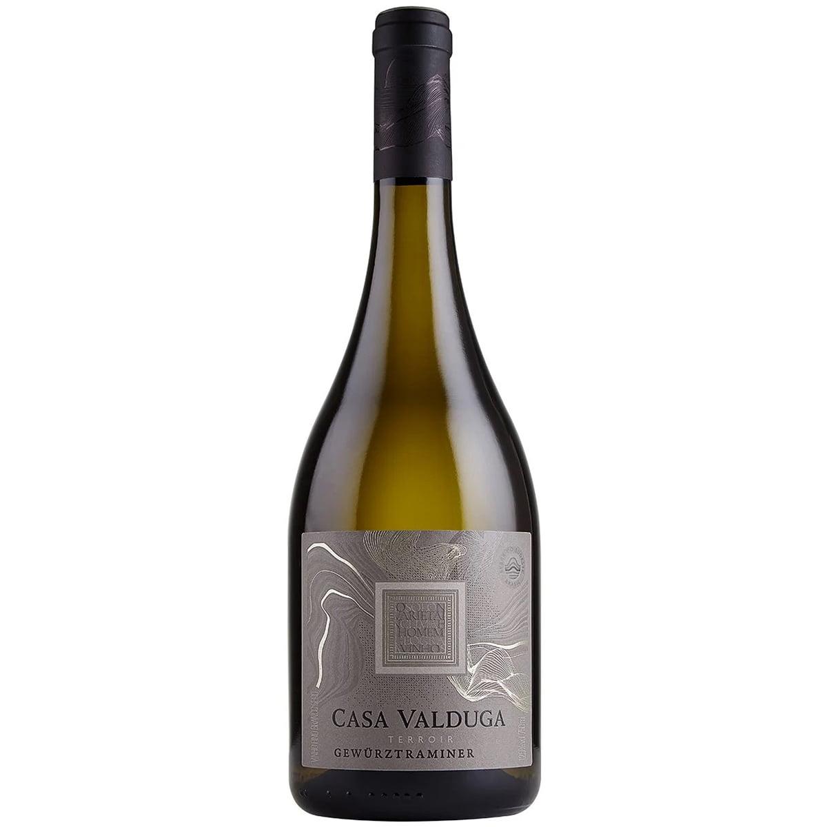 Vinho Casa Valduga Terroir Gewurztraminer Branco 750ml