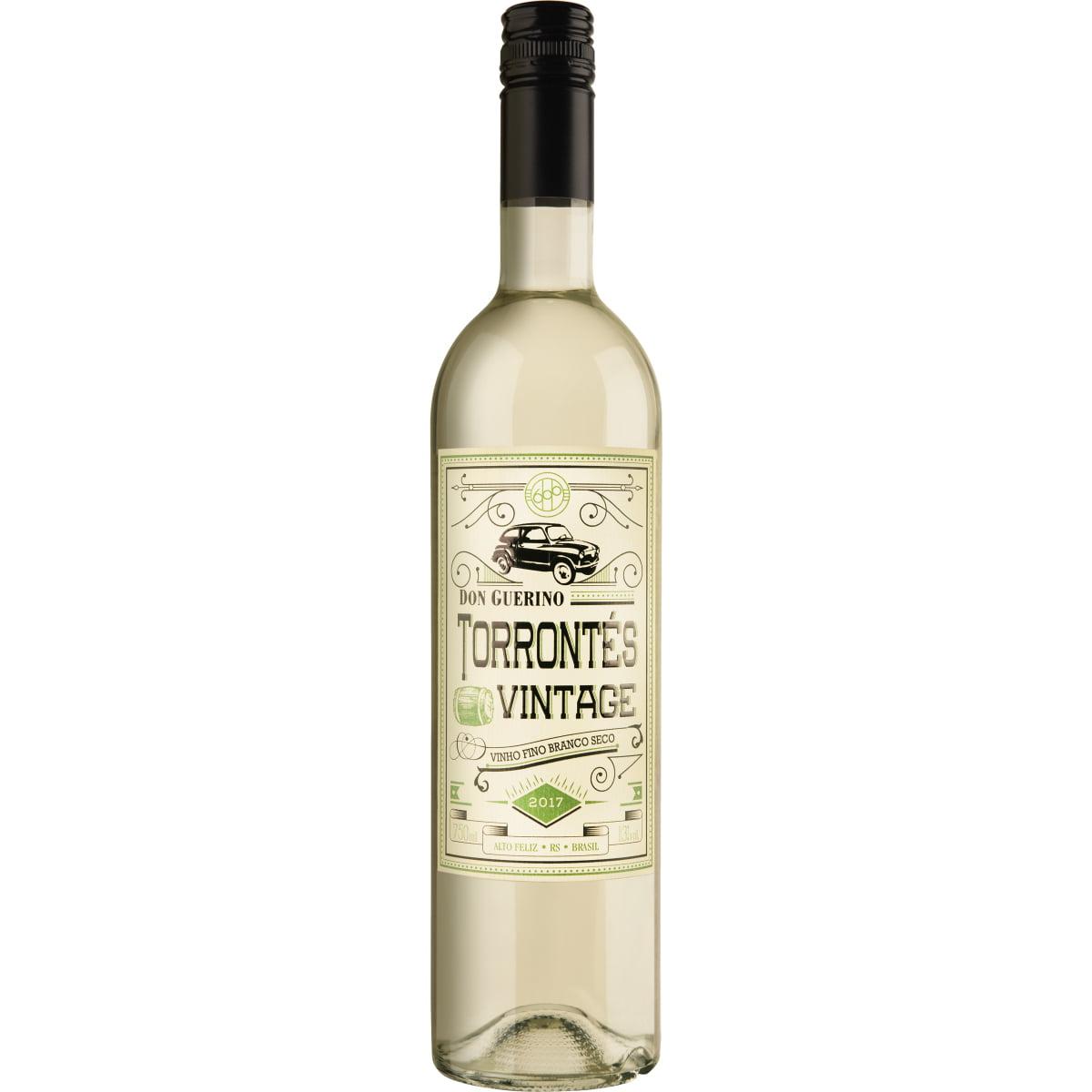 Vinho Don Guerino Vintage Torrontés Branco Seco 750ml