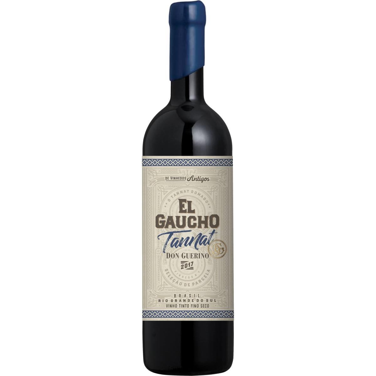 Vinho Don Guerino El Gaucho Tannat Tinto Seco 750ml