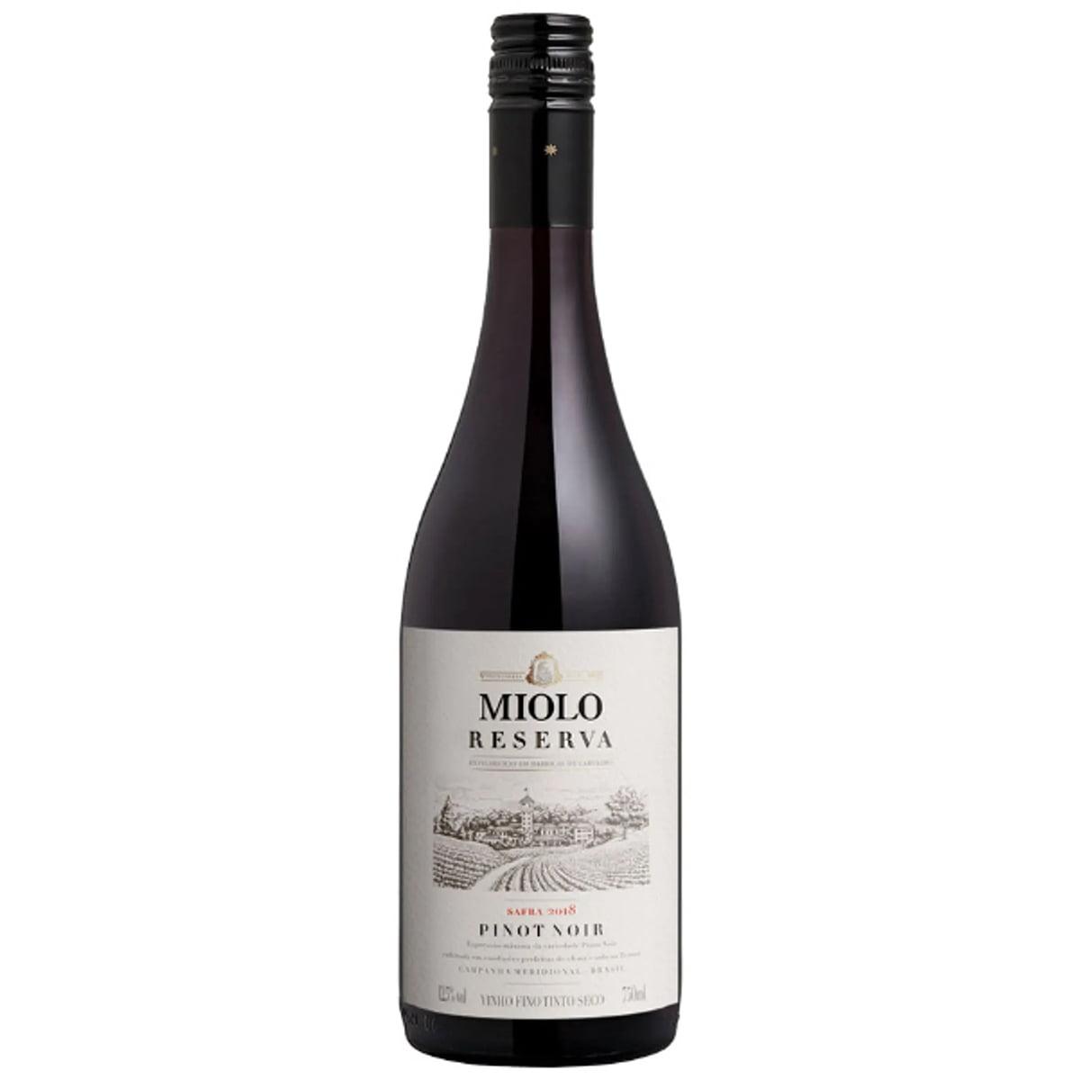 Vinho Miolo Reserva Pinot Noir Tinto Seco 750ml