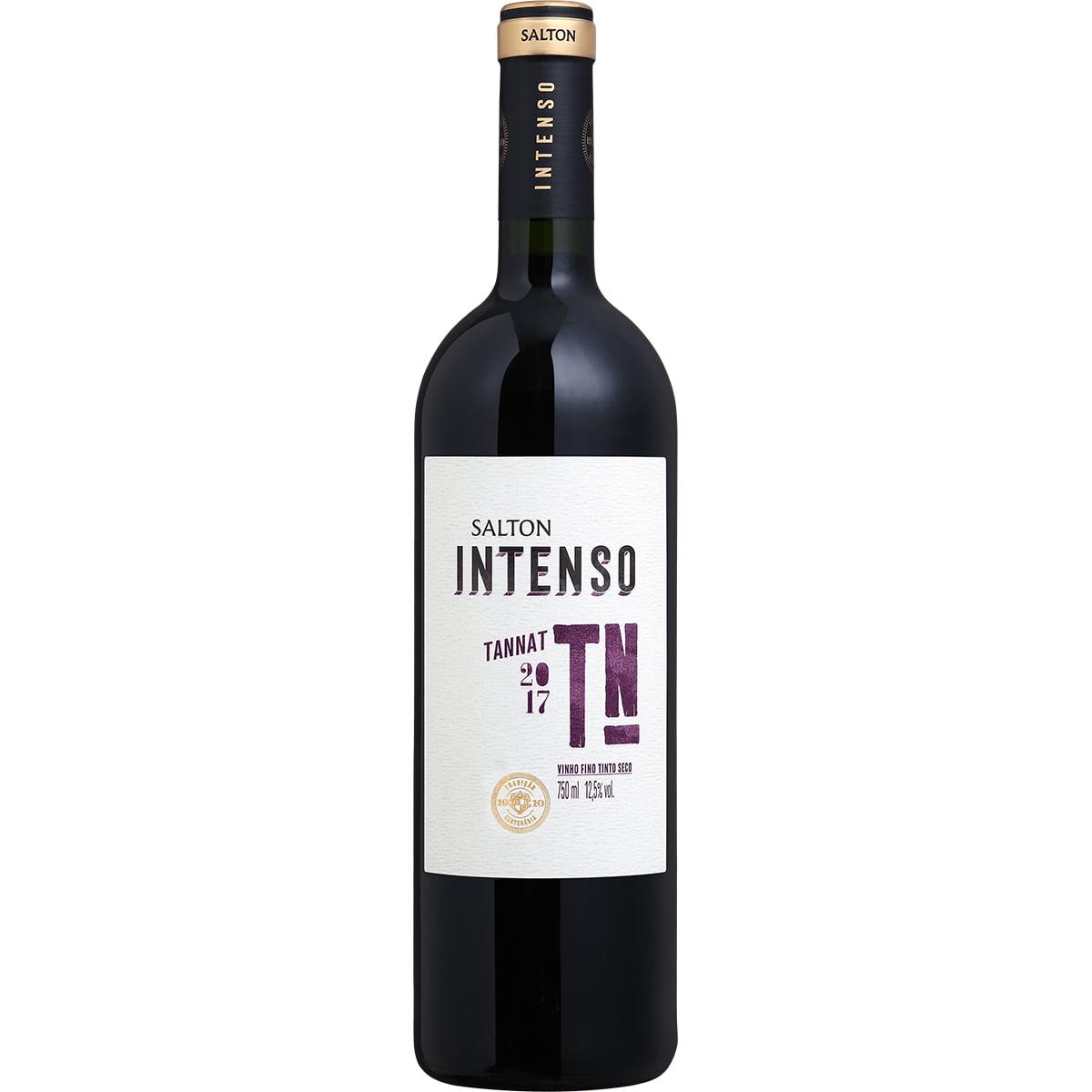 Vinho Salton Intenso Tannat Tinto Seco 750ml