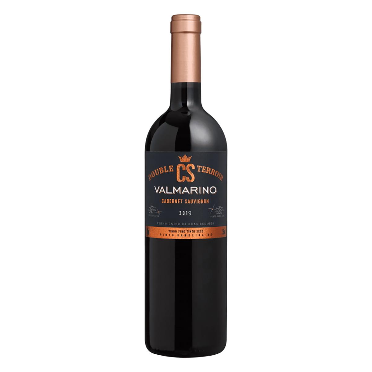 Vinho Valmarino Double Terroir Cabernet Sauvignon Safra 2019 Tinto Seco 750ml
