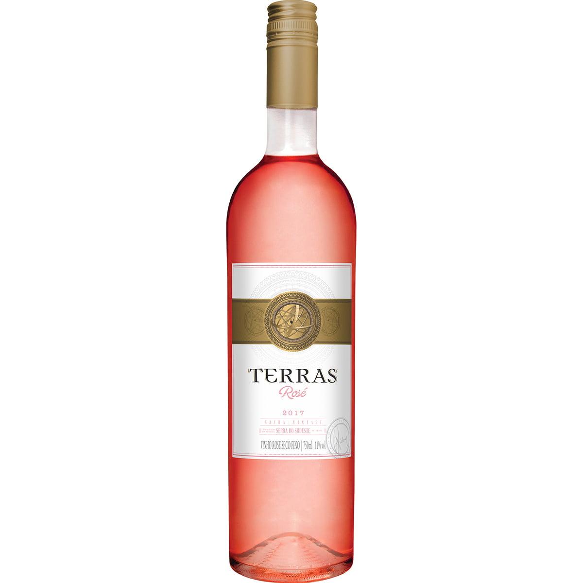 Vinho Peterlongo Terras Rosé Seco 750ml